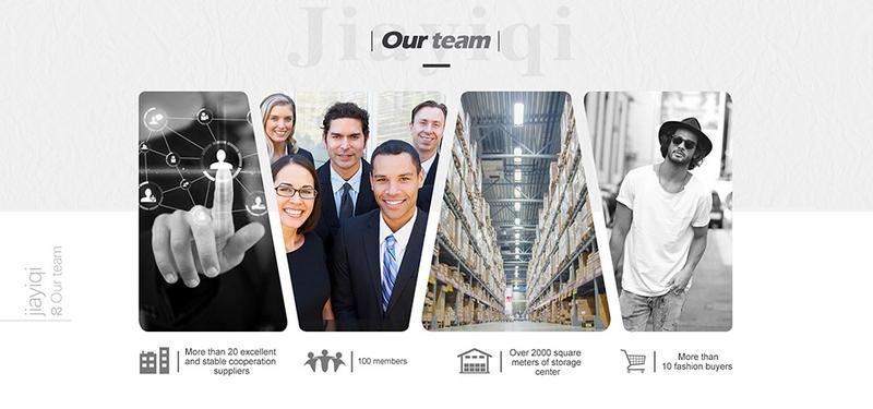 команда  Jiayiqi Official Store